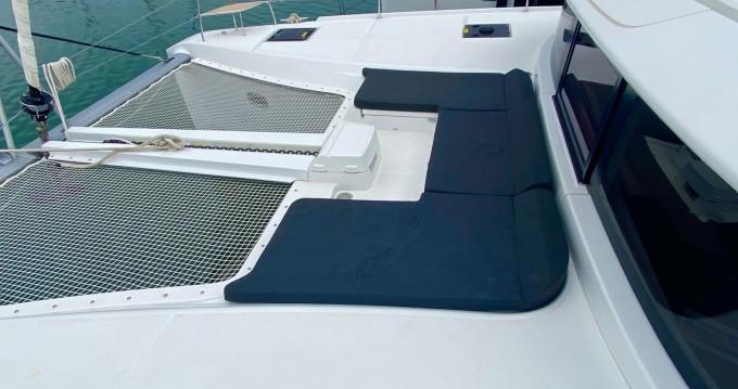 Rental Catamaran in Athens - Lagoon Lagoon 46