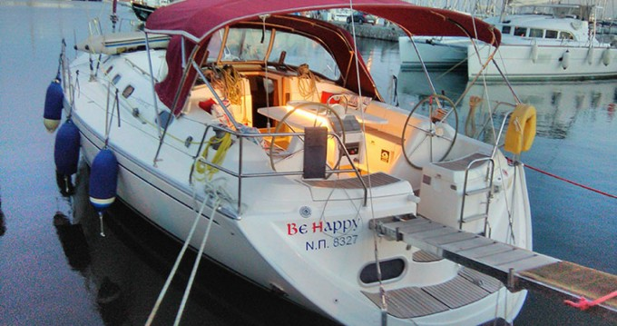 Rental yacht Chania - Dufour Gibsea 43 on SamBoat