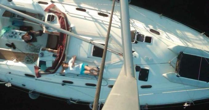 Boat rental Chania cheap Gibsea 43