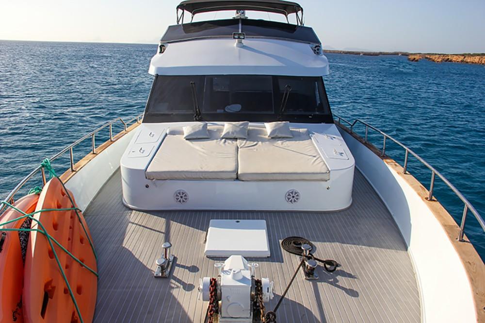 Baglietto Baglietto 24 between personal and professional Ibiza