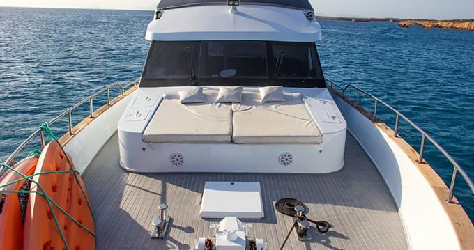Rental yacht Ibiza Island - Baglietto Baglietto 24 on SamBoat