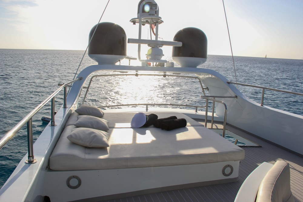 Hire Yacht with or without skipper Baglietto Ibiza