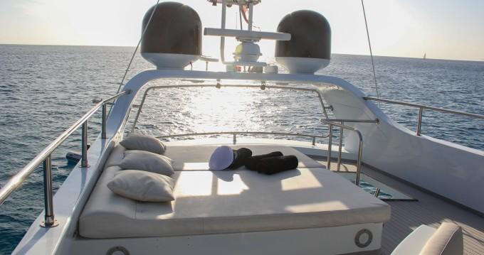 Baglietto Baglietto 24 between personal and professional Ibiza Island