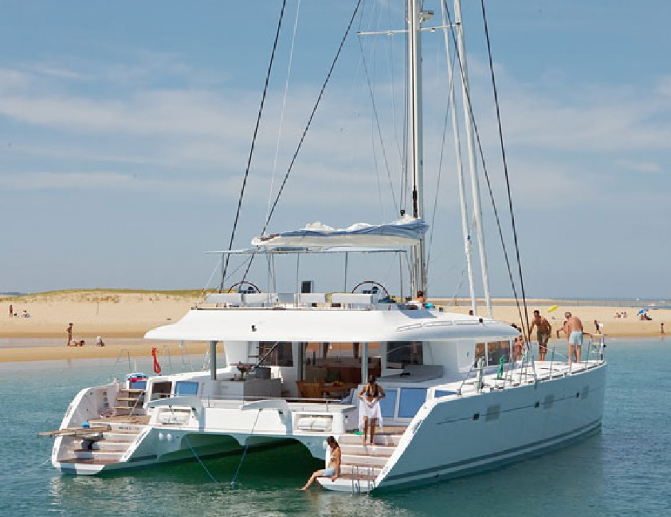Rental yacht Peloponnese - Lagoon Lagoon 620 on SamBoat