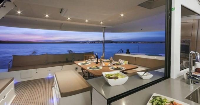 Rental Catamaran in Tortola -  Saba 50