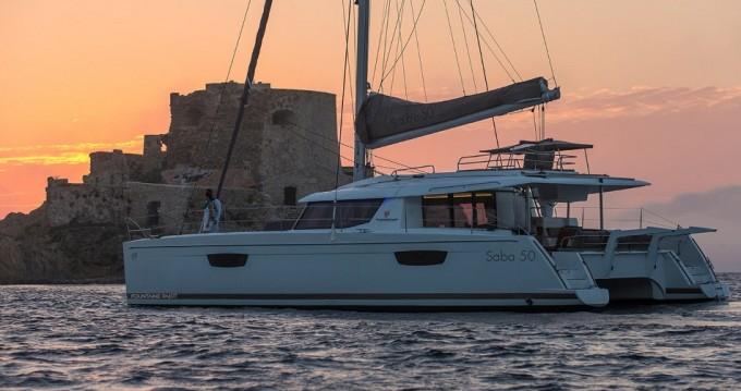 Boat rental Tortola cheap Saba 50