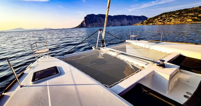Rent a Lagoon Lagoon 450 F Villasimius