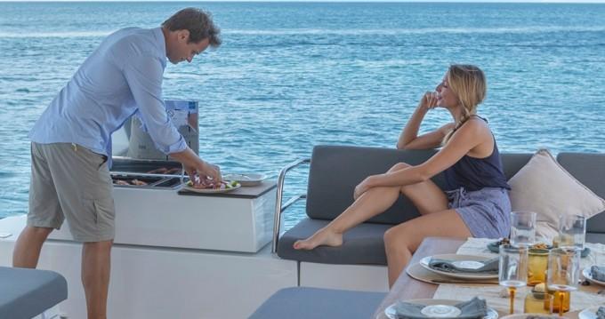 Elba 45 between personal and professional Tortola