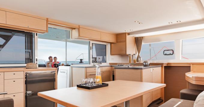 Catamaran for rent Villasimius at the best price
