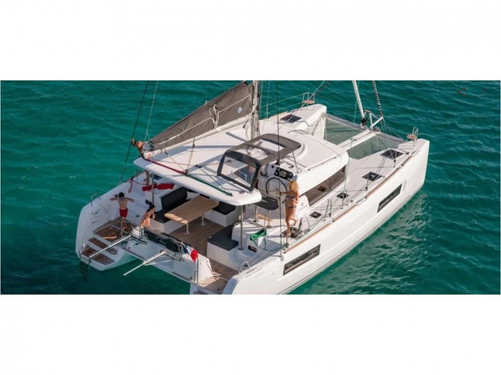 Rental Catamaran in Fethiye - Lagoon Lagoon 40