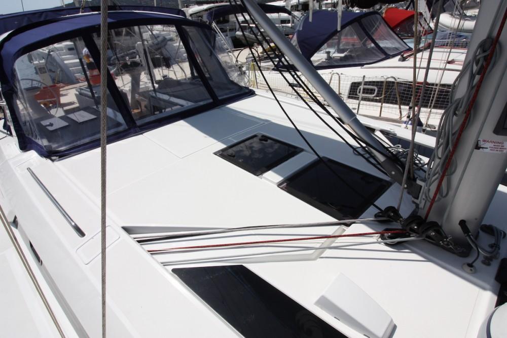 Rental yacht Olbia - Bénéteau Oceanis 46.1 - 5 cab. on SamBoat