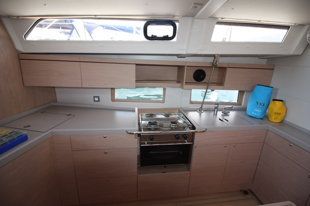 Bénéteau Oceanis 46.1 - 3 cab. between personal and professional Olbia