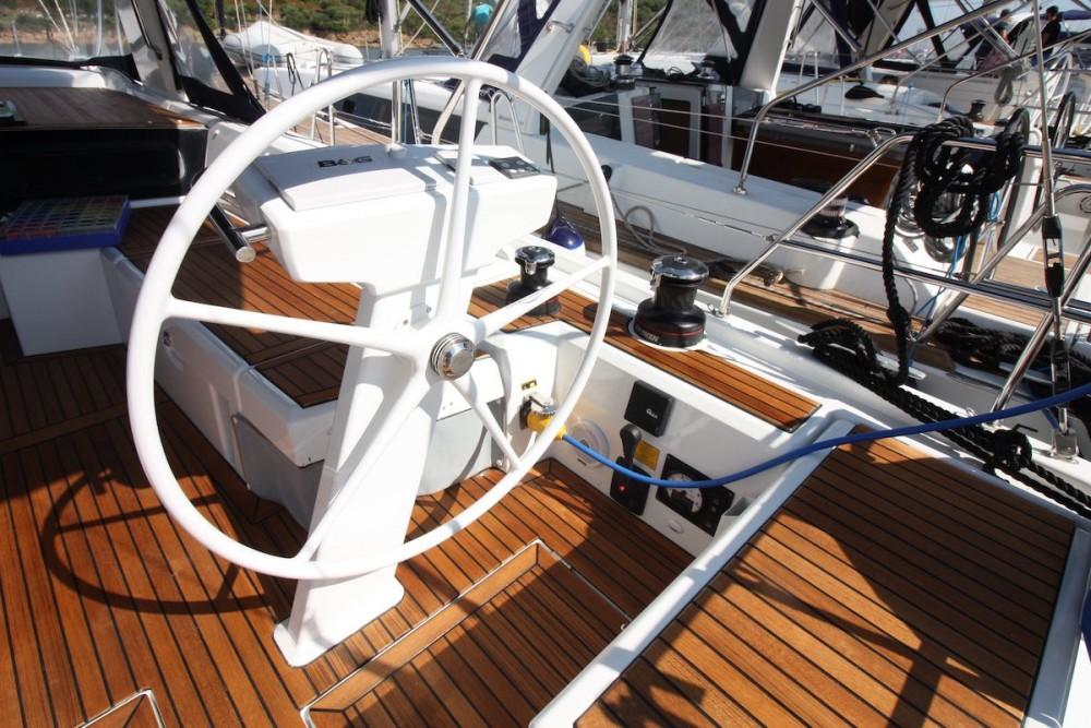 Rental yacht Olbia - Bénéteau Oceanis 46.1 - 3 cab. on SamBoat