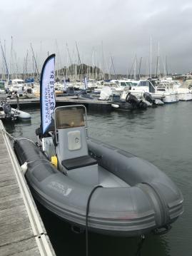 Boat rental 3D Tender Patrol 560 in Concarneau on Samboat