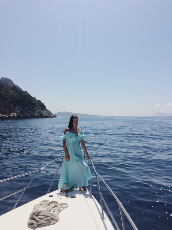 Rent a ecomarine  2003 Peloponnese, Western Greece and the Ionian