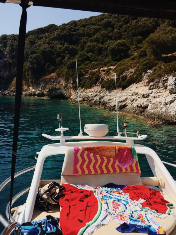 Boat rental ecomarine  2003 in Peloponnese, Western Greece and the Ionian on Samboat