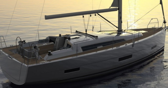 Rental Sailboat in Portisco - Dufour Dufour 390 Grand Large