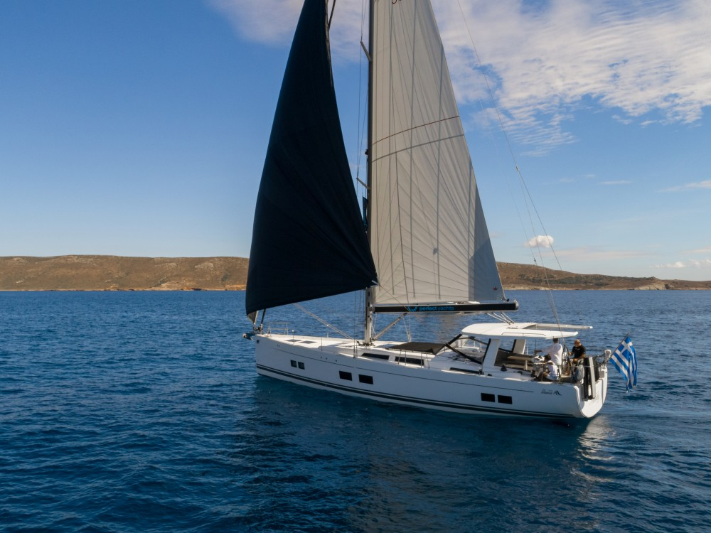 Hanse Hanse 588 - 4 + 1 cab. between personal and professional Peloponnese