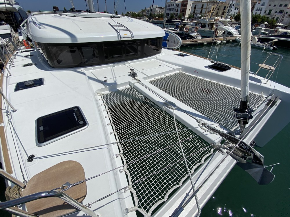 Rental yacht Ibiza - Lagoon Lagoon 40 on SamBoat