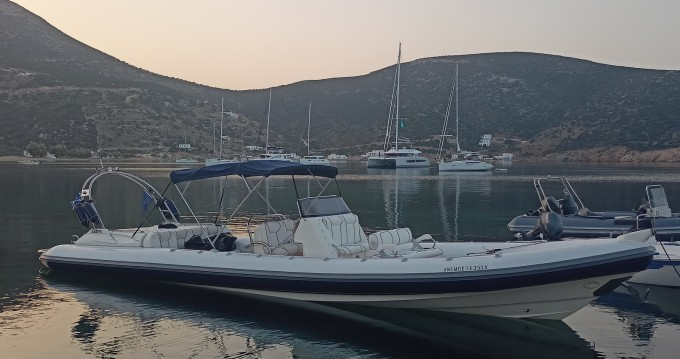 Rental RIB in Chania Municipality - Cobra Royal