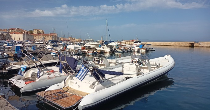 Rental yacht Chania Municipality - Cobra Royal  on SamBoat