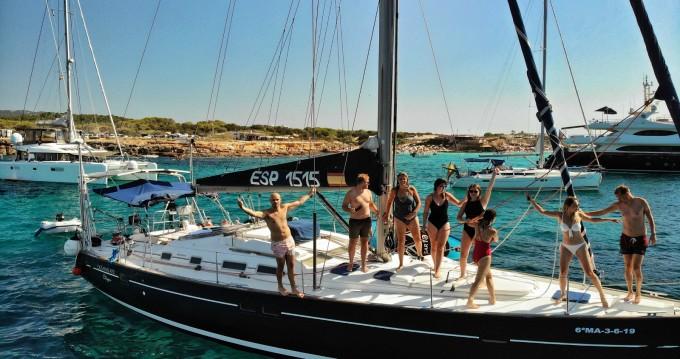 Rental yacht Ibiza Island - Bénéteau Beneteau 473 on SamBoat
