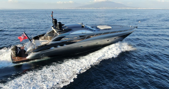 Hire Yacht with or without skipper Sunseeker Castellammare di Stabia