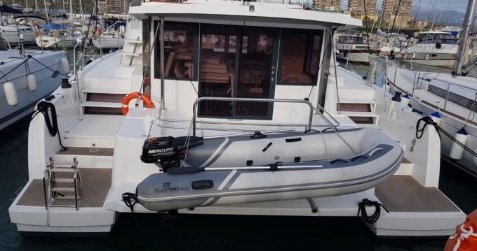 Boat rental Salerno cheap Bali 4.3 - 4 + 1 cab.