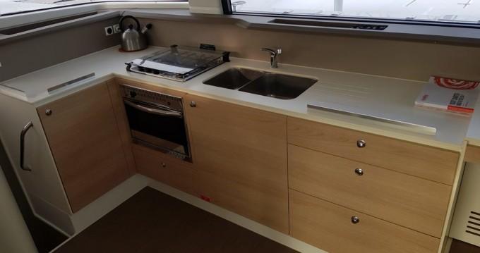 Catamaran for rent Salerno at the best price