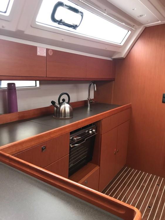 Boat rental Bavaria Cruiser 46 in Campania on Samboat