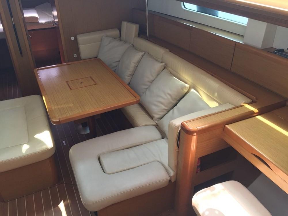 Rental Sailboat in Campania - Jeanneau Sun Odyssey 49i
