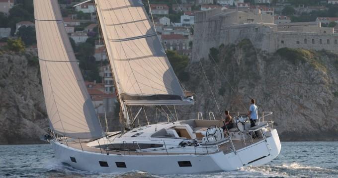 Rental yacht Tortola - Jeanneau Jeanneau 54 - 5 + 1 cab. on SamBoat