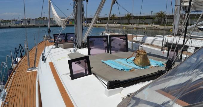 Rental yacht Ibiza Island - Jeanneau Sun Odyssey 509 on SamBoat
