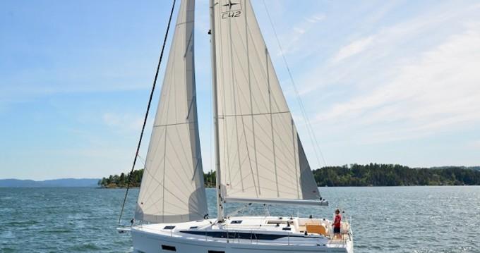 Rental Sailboat in Fethiye - Bavaria Bavaria C42