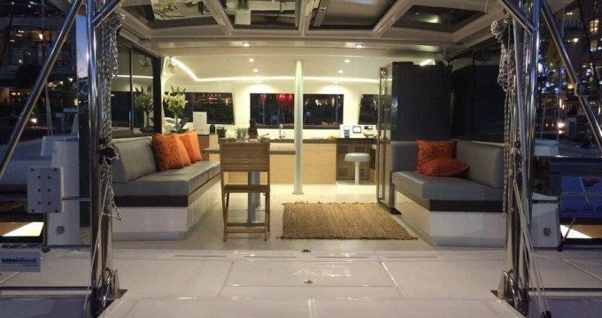Rent a Catana Bali 4.3 Airlie Beach