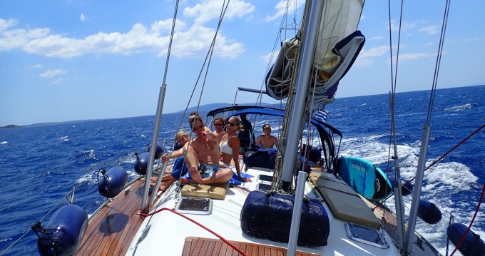 Alfa A 51 between personal and professional Mykonos (Island)