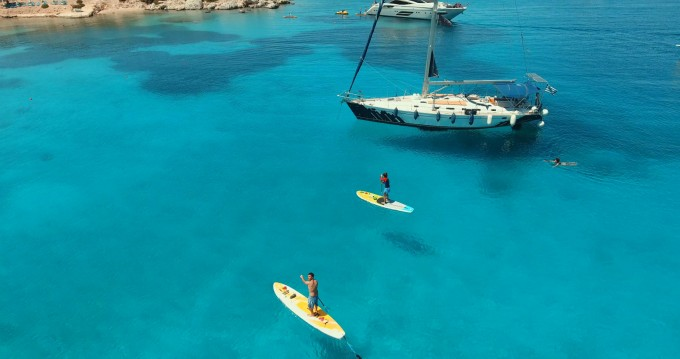 Sailboat for rent Mykonos (Island) at the best price
