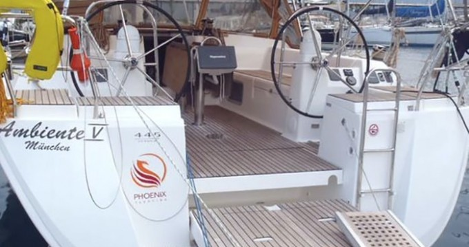 Dufour Dufour 445 GL 6 pax between personal and professional Fethiye