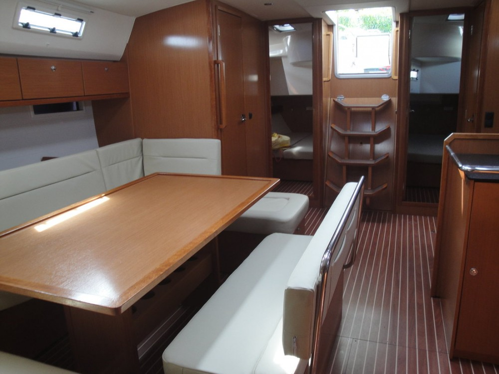 Bavaria Cruiser 50 between personal and professional Palermo