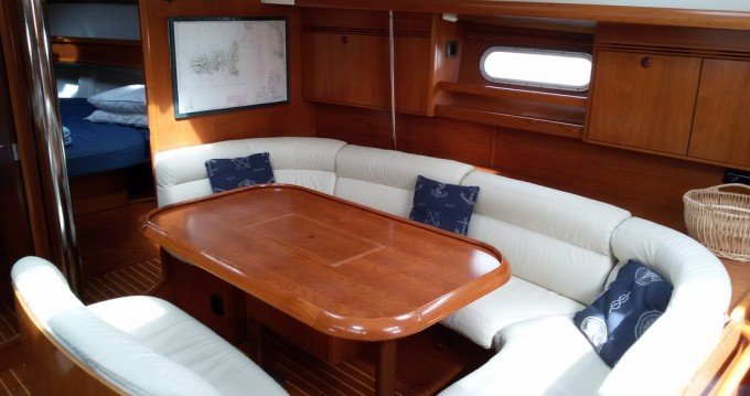 Jeanneau Sun Odyssey 45 between personal and professional Scarlino