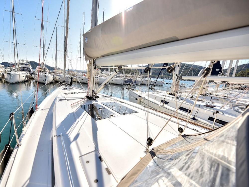 Rental yacht Muğla - Hanse Hanse 458 on SamBoat