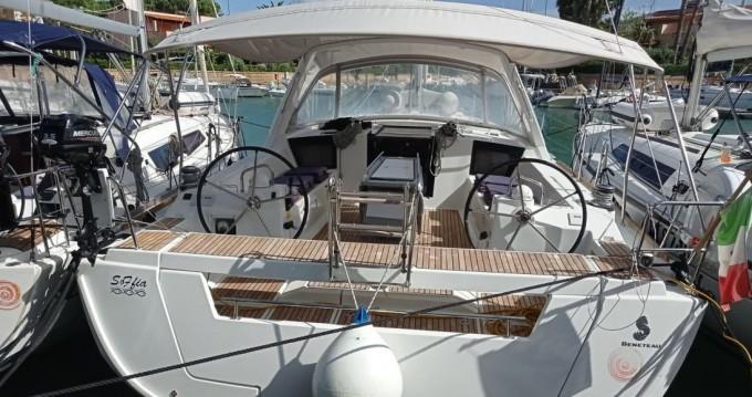 Rent a Bénéteau Oceanis 45 Marina di Portorosa