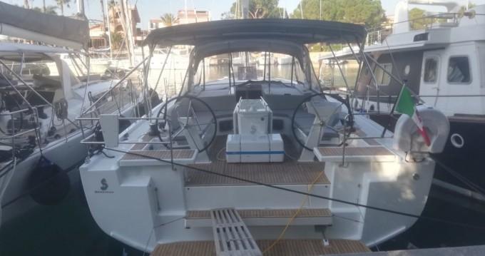 Bénéteau Oceanis 51.1 between personal and professional Marina di Portorosa