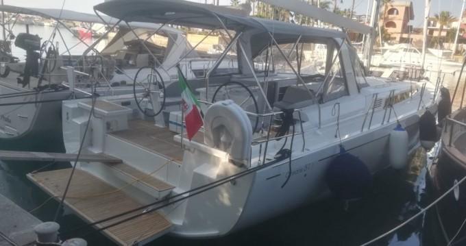 Boat rental Marina di Portorosa cheap Oceanis 51.1