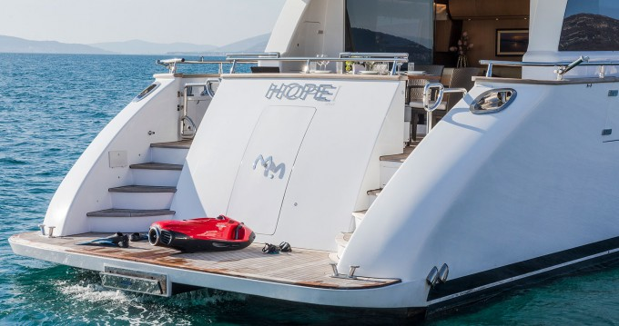 Rental Yacht Maiora with a permit