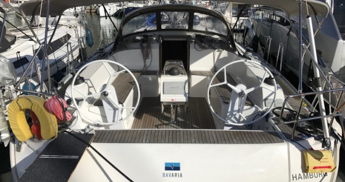 Rental yacht San Vincenzo - Bavaria Bavaria Cruiser 46 on SamBoat