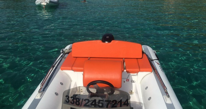 Rental yacht Olbia - MV Marine 18 technology on SamBoat