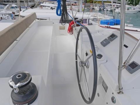Boat rental Le Marin cheap Lagoon 450 F