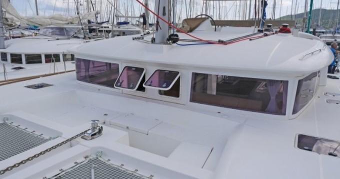 Rental yacht Le Marin - Lagoon Lagoon 450 F on SamBoat