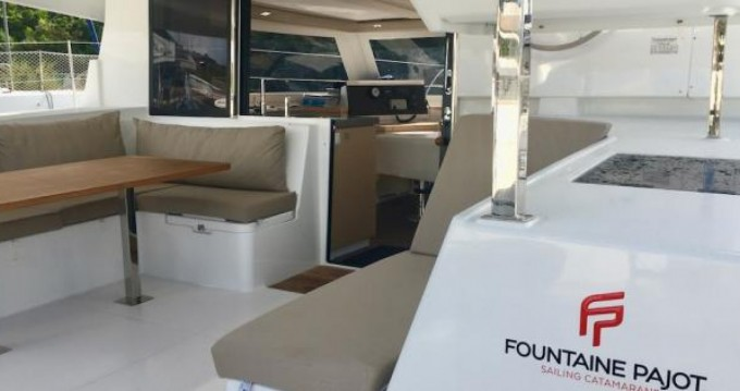 Boat rental Fountaine Pajot Lucia 40 in Le Marin on Samboat